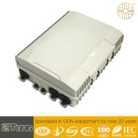 Wholesale Outside Ftth Splitter Cabinet , Fiber Optic Distribution Unit With 24SC Adaptor from china suppliers