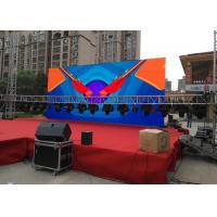 Wholesale Outdoor HD  Stage LED Display  Ultra Thin Video Signs Eco Friendly  Screens from china suppliers