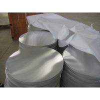 Wholesale Aluminium Circle / Disc 1100  1050  H14/18  0.5mm to 1.5mm dia for the ventilator Fan from china suppliers