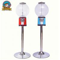 Wholesale Gourmet Candy Shop Gumball Vending Machine With Stand Zinc Alloy Coin from china suppliers