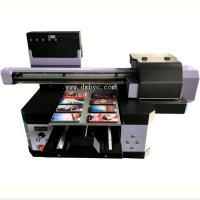 Wholesale Digital Flatbed Phone Case Printer Small A3 UV Metal Sheet Printing Machine Kmbyc Factory Support  In Brazil from china suppliers