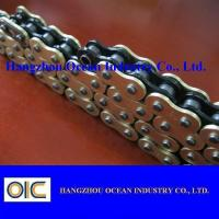 Wholesale Custom 520 X Ring Motorcycle Chain With Black Inside Yellow Outerside from china suppliers