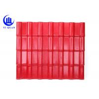 Wholesale Great Productive Capacity Color ASA Coated Corrugated Synthetic Resin Roof Tile from china suppliers