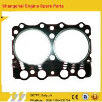 China Shangchai machinery engine spare parts 6135.761G-02-032B Cylinder Head Gasket in black colour on sale
