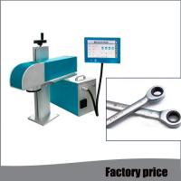Wholesale Shift Codes Metal Marking Machine EZCAD Software , Laser Marker Machine from china suppliers