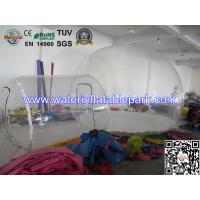 Wholesale Clear Backyard Fun Inflatable Bubble Tent For Camping And Outdoor Party from china suppliers