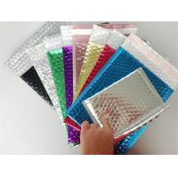 Wholesale Express Packaging Metallic Bubble Mailing Envelopes Water Resistant Custom Logo from china suppliers