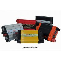 China Red car power inverter,Black and red color 500w Car power inverter for sale