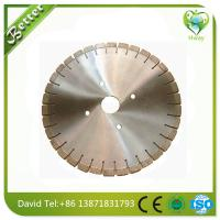Wholesale good quality wet cutting saw blade diamond saw blade for stone,granite,marble from china suppliers