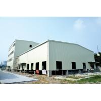 Wholesale Excellent High Rise Building Structures For Garments Factory Or Shoes Factory from china suppliers