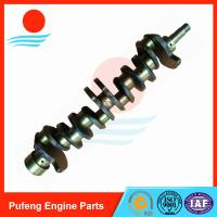 Wholesale aftermarket crankshaft exporter in China, 6BG1 6BG1T Crankshaft 1-12310-448-0 for excavato from china suppliers