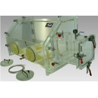 Quality Plexiglass vacuum glove box-acrylic glove box for sale