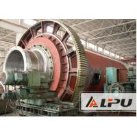 High Efficient Air Swept Coal Ball Mill With Rotary Speed 22.4r/min