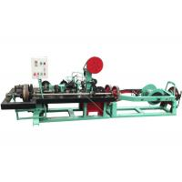 Buy cheap Galvanized Barbed Wire Making Machine With High Output Using Long Time from wholesalers