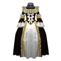 Wholesale Medieval Dress Wholesale XXS to XXXL Luxury Medieval Victorian Renaissance Party Dress Costume Cosplay from china suppliers