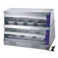 Wholesale Stainless Steel Food Warmer Display Showcase/Hot Display Showcase (BW-6P) from china suppliers