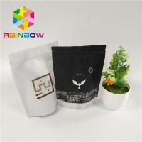 Wholesale Smell Proof Mylar Bags Stand Up Pouch Packaging Custom Printing Laminated Surface from china suppliers