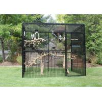 Wholesale Customized Large Outdoor Bird Aviary 8' Hexagon Cheek'S 3.2mm Wire Dia from china suppliers