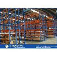Wholesale High Cold Rolled Q345 Longspan Shelving Units Industrial Metal Shelving For Shops from china suppliers