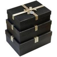 Wholesale Good-looking Rigid Handwork Paper Gift Box from china suppliers