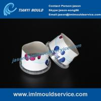 Wholesale 200g plastic Sweet Packaging Containers mould with In-Mould -Label from china suppliers