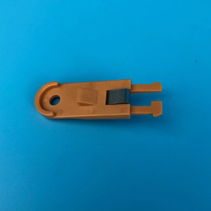 China Original New Atm Machine Components NCR Slide Snap Latch Orange 009-0023328 on sale