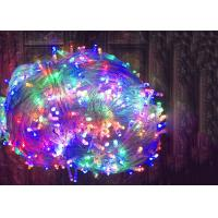 Wholesale ETL 24V 100LED Decorative Indoor String Lights Outdoor 8 Modes Homes Decro Multicolors from china suppliers