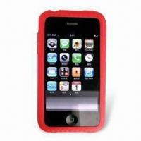 Wholesale Silicone Case for iPhone 3GS, OEM and ODM Orders are Welcome from china suppliers