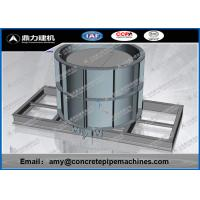 Best Prepossessed Concrete Manhole Forms With Sand / Cement / Stone wholesale