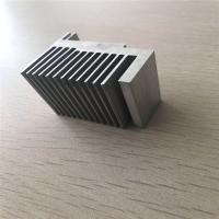 Wholesale Vehicle Heat Exchanger 3003 CNC Cooling Fin Extruded Aluminum Heat Sink from china suppliers