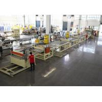 Wholesale HDPE, PP Thick Sheet Extrusion Machine, Thick Board Production Line, Thickness Range: 2-15mm from china suppliers
