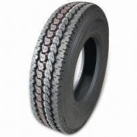 Wholesale Truck Tires with Multi-pitch Tread Pattern, Quiet and Comfortable Ride from china suppliers