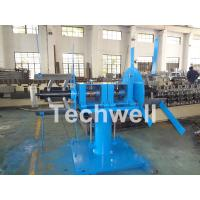 Wholesale Accessories Of Cold Roll Forming Machine , Manual Double Head Hydraulic Uncoiler Machine from china suppliers