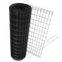 2 X 2 PVC Coated Welded Wire Mesh Rolls Anti - Corrosion For Garden Decorative for sale