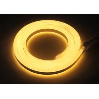Wholesale Warm White Double Sided Neon Flex Yellow Color Various Shape Optional from china suppliers