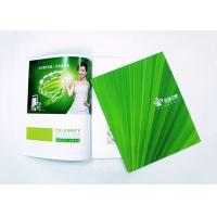 Quality Promotional A4 Booklet Printing , Tri Fold Brochure Printing Services Panton Color for sale