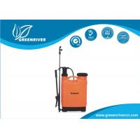 China Pesticide / Weed Killer Knapsack Sprayer , Electric Backpack Sprayer on sale
