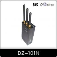 Wholesale High Power Jammer for Defend Theft, Private, Business Talk (DZ-101N) from china suppliers