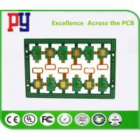 Buy cheap Medical Double Sided Tinned Rigid Flex Printed Circuit Boards 4 Layers ENIG from wholesalers