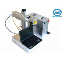 Wholesale 20w 30w 50w Raycus Fiber Laser Marking Machine For Metals , High Speed from china suppliers