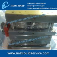 Wholesale PP thin wall plastic containers with lids mould, thin wall lid mould with in mould label from china suppliers