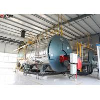Wholesale Industrial 2 Ton Fuel Fired Boiler / Low Pressure Diesel Oil Fired Boilers from china suppliers