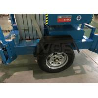 Wholesale 10m Hydraulic Truck Mounted Aerial Lift Dual Mast For Outdoor Maintenance Work from china suppliers