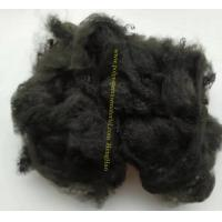 China 1.2D*38mm Optical Black For Sewing Thread, Polyester Staple Fiber For Sewing Thread, Suzhou Henghao Import & Export for sale