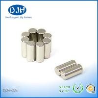 Wholesale Industrial Monopole N52 Rare Earth Sintered Neodymium Magnet Cylinder High Strength from china suppliers