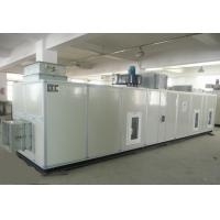 Economical Industrial Air Dehumidifier for Pharmaceutical Industry , AHU Unit
