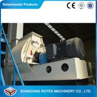 Wholesale Rotexmaster animal grain hammer mill grinder YSDF65*27 water drop type from china suppliers
