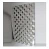 3D Mirror Brick Tiles , 70 * 120cm Size Contemporary Beveled Mirror Tiles for sale