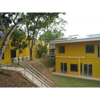 Portable Commercial Buildings for School Project - Galvanized Steel Structure, Modular for sale