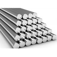 Bright Finished Stainless Steel Bar Stock , Round Shape 420 Stainless Steel Bar for sale